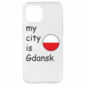 iPhone 12 Pro Max Case My city is Gdansk
