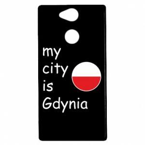 Sony Xperia XA2 Case My city is Gdynia