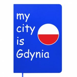 Notes My city is Gdynia - PrintSalon