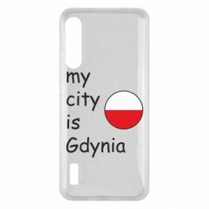 Xiaomi Mi A3 Case My city is Gdynia