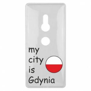 Sony Xperia XZ2 Case My city is Gdynia