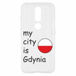 Nokia 4.2 Case My city is Gdynia