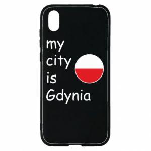 Huawei Y5 2019 Case My city is Gdynia