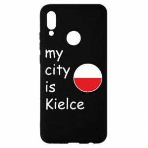 Huawei P Smart 2019 Case My city is Kielce