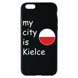 iPhone 6/6S Case My city is Kielce