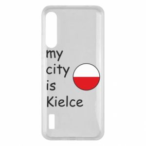 Xiaomi Mi A3 Case My city is Kielce