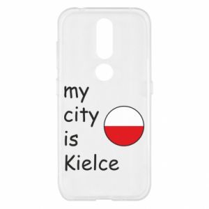 Nokia 4.2 Case My city is Kielce