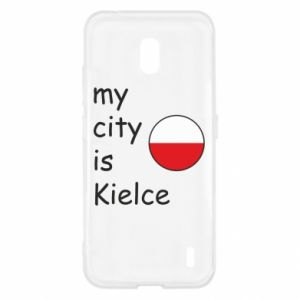 Nokia 2.2 Case My city is Kielce
