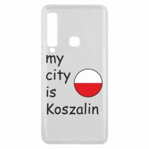 Samsung A9 2018 Case My city is Koszalin