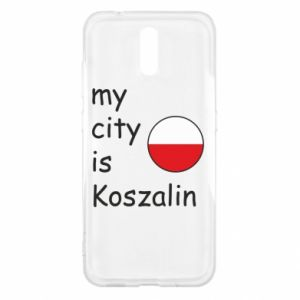 Nokia 2.3 Case My city is Koszalin