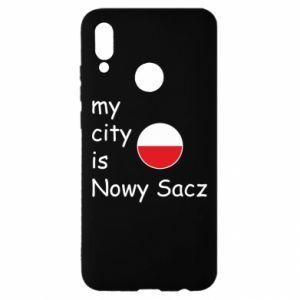 Huawei P Smart 2019 Case My city is Nowy Sacz