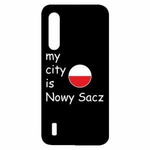 Xiaomi Mi9 Lite Case My city is Nowy Sacz
