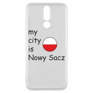 Huawei Mate 10 Lite Case My city is Nowy Sacz