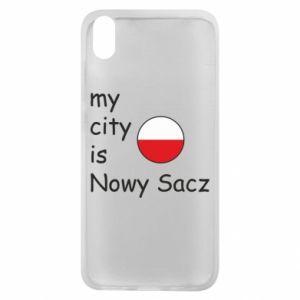 Xiaomi Redmi 7A Case My city is Nowy Sacz