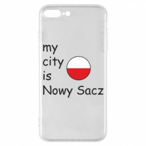 iPhone 7 Plus case My city is Nowy Sacz