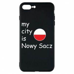 iPhone 8 Plus Case My city is Nowy Sacz