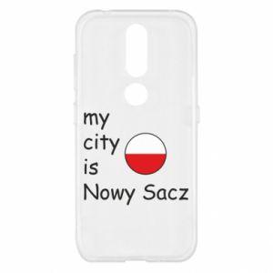 Nokia 4.2 Case My city is Nowy Sacz