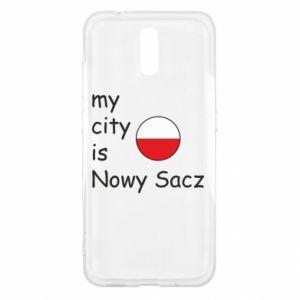 Nokia 2.3 Case My city is Nowy Sacz