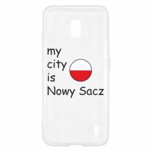Nokia 2.2 Case My city is Nowy Sacz