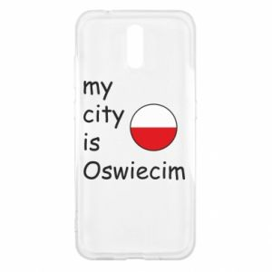 Nokia 2.3 Case My city is Oswiecim