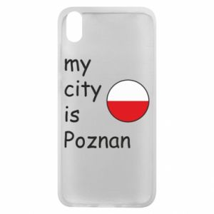 Xiaomi Redmi 7A Case My city isPoznan