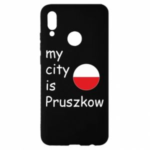Huawei P Smart 2019 Case My city is Pruszkow