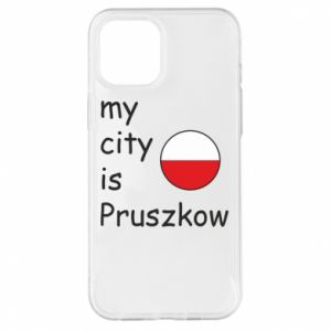iPhone 12 Pro Max Case My city is Pruszkow