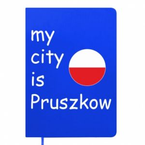 Notes My city is Pruszkow