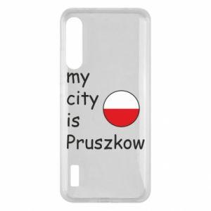 Xiaomi Mi A3 Case My city is Pruszkow