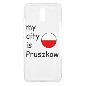 Nokia 2.3 Case My city is Pruszkow