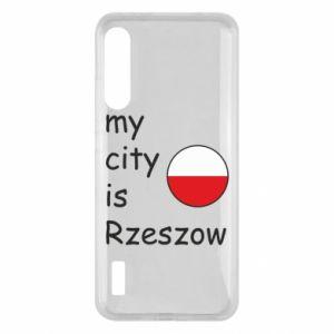 Xiaomi Mi A3 Case My city is Rzeszow