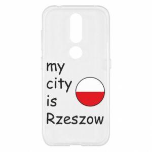 Nokia 4.2 Case My city is Rzeszow