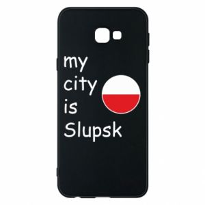 Etui na Samsung J4 Plus 2018 My city is Slupsk