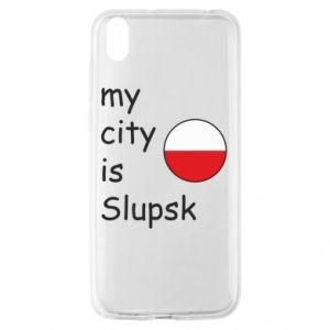 Huawei Y5 2019 Case My city is Slupsk