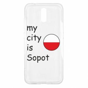Nokia 2.3 Case My city is Sopot