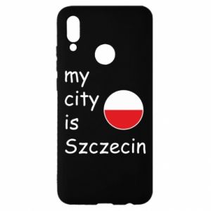 Huawei P Smart 2019 Case My city is Szczecin