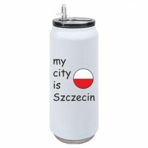 Thermal bank My city is Szczecin