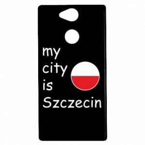 Sony Xperia XA2 Case My city is Szczecin