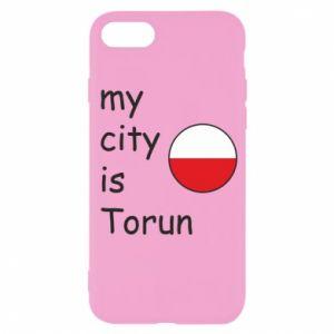 iPhone SE 2020 Case My city is Torun
