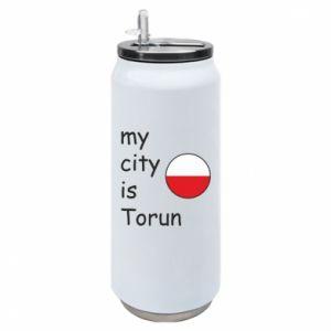 Thermal bank My city is Torun
