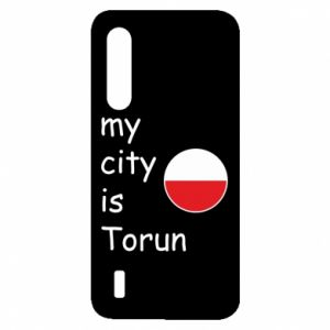 Xiaomi Mi9 Lite Case My city is Torun