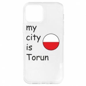 iPhone 12/12 Pro Case My city is Torun