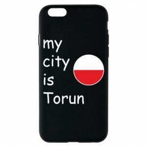 iPhone 6/6S Case My city is Torun