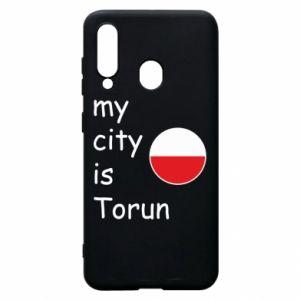 Samsung A60 Case My city is Torun