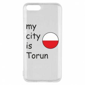 Xiaomi Mi6 Case My city is Torun
