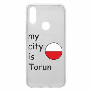 Xiaomi Redmi 7 Case My city is Torun