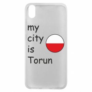 Xiaomi Redmi 7A Case My city is Torun