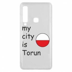 Samsung A9 2018 Case My city is Torun