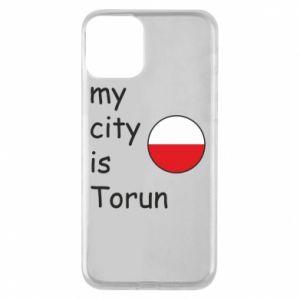 iPhone 11 Case My city is Torun