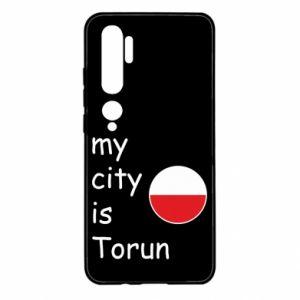 Xiaomi Mi Note 10 Case My city is Torun